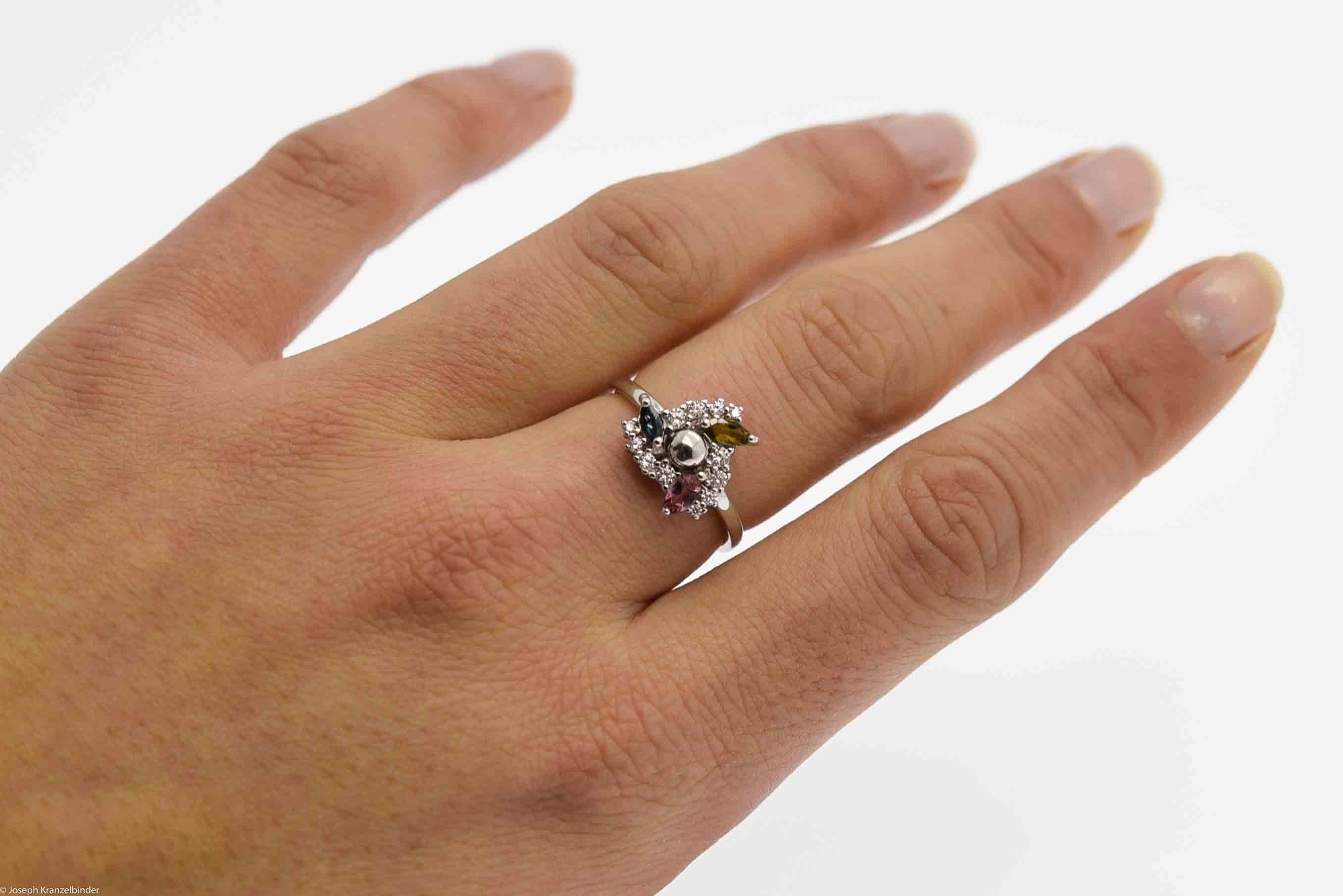 Glitterspinner Ring of Courage