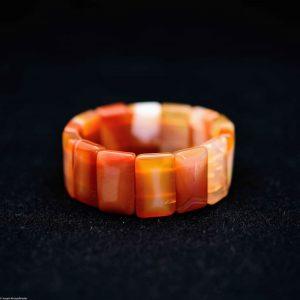 Armband Karneol